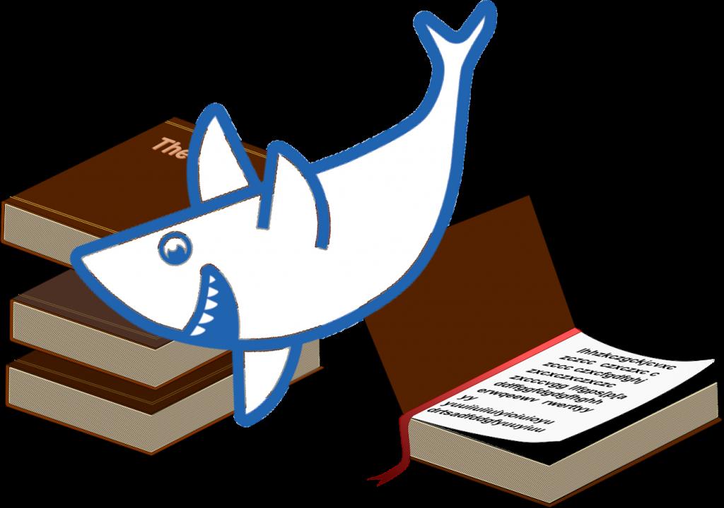 Squalinoo dans les livres