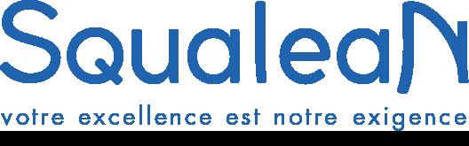 Squalean - Votre excellence est notre exigence (bleu)