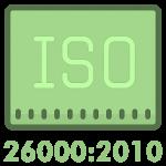 Icône Sq ISO 26000:2010