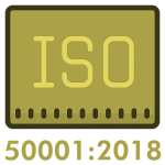 Icône Sq ISO 50001:2018
