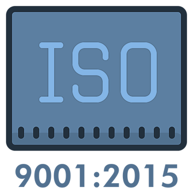 Icône Sq ISO 9001:2015