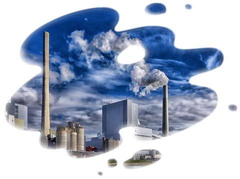 Raffinerie pétrochimique