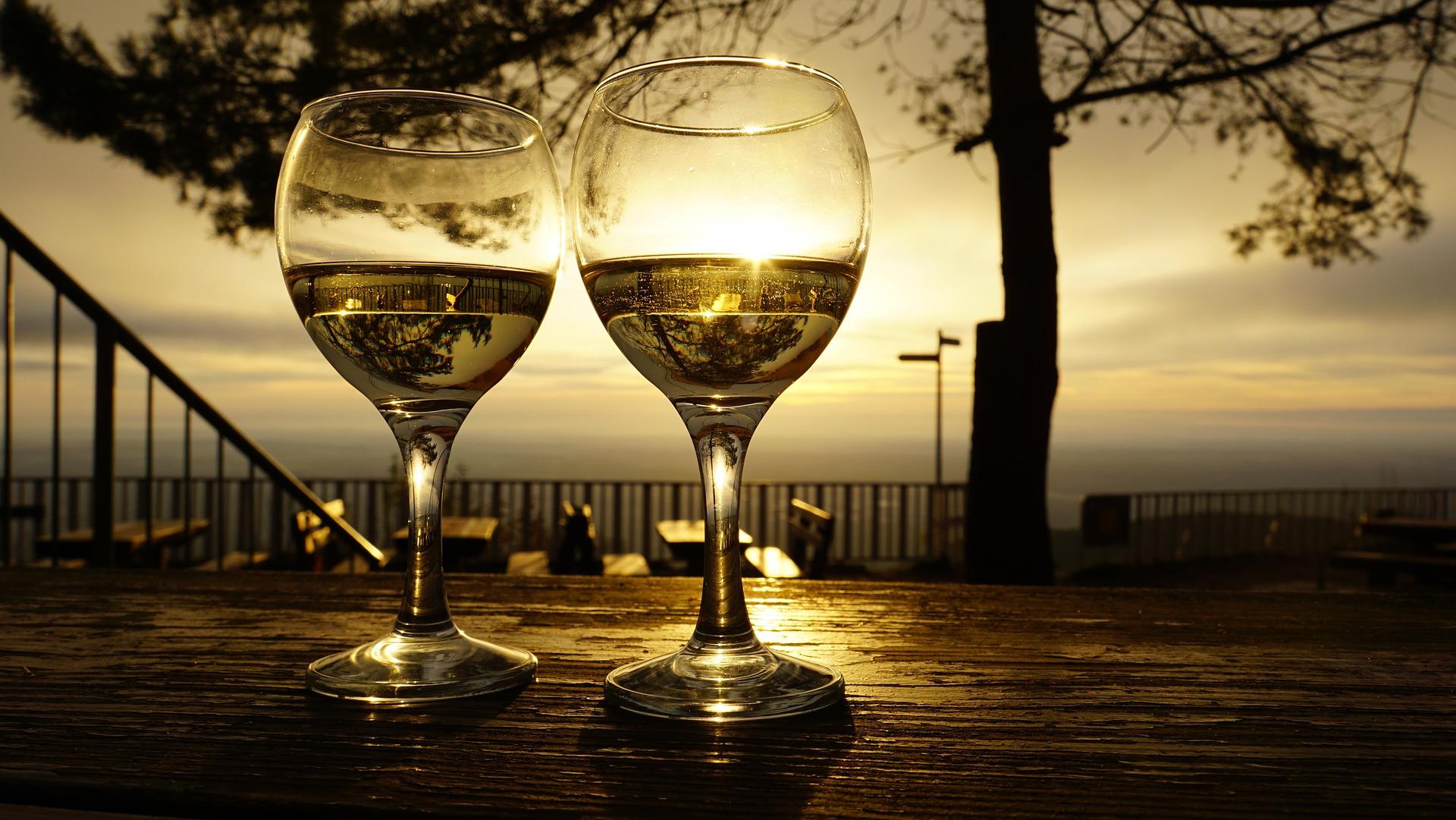Précellence - Verres de vin blanc