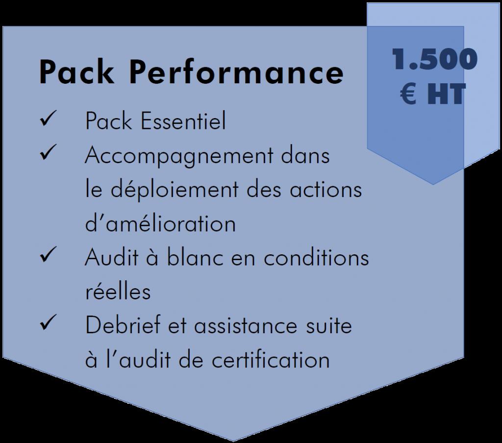 Pack Performance Qualiopi